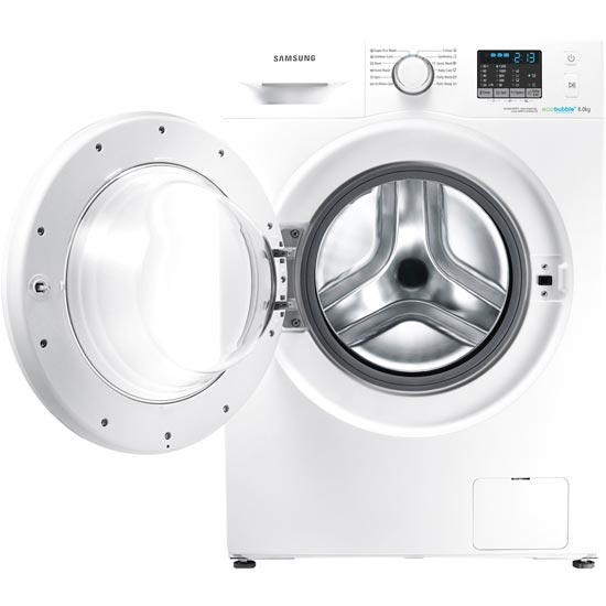 Masina de spalat Samsung ecobuuble 8 kg WF80F5E0W2W