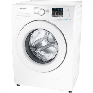 Masina de spalat rufe Samsung Eco Bubble WF80F5E0W2W – capacitate mare si spalare eficienta