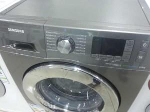 Masina de spalat Samsung WF60F4E5W2X   –  prezentare
