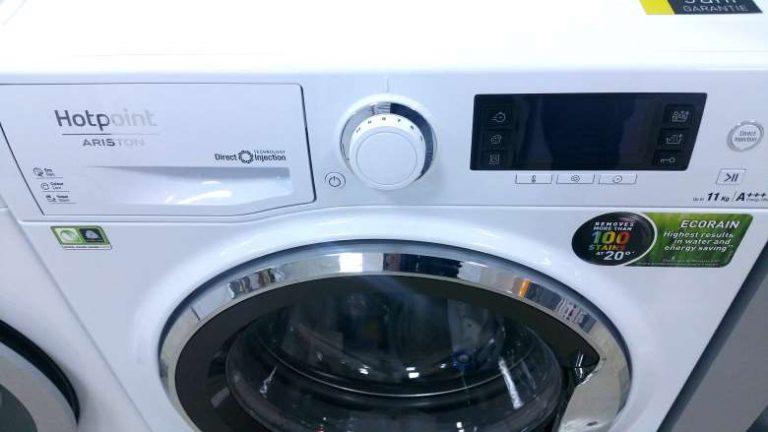 review masina de spalat Hotpoint RPD 1165 DX EU