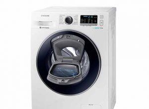 Masina de spalat rufe Samsung WW80K5410UW – review